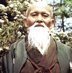 Foto de morihei ueshiba