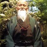 Morihei ueshiba aïkido