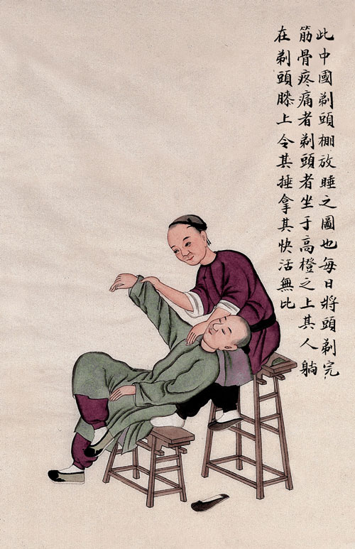 Chinesse medecine